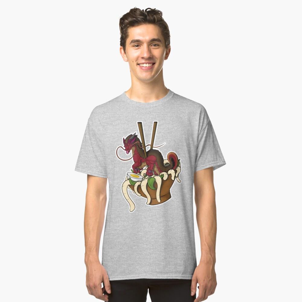 T-shirt classique «Dragon nouille!»