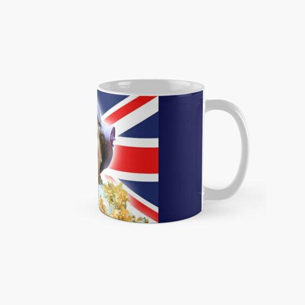 Königin Elizabeth II. / Die Königin Tasse (Standard)