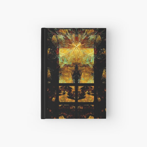 And The Light Shall Bring Us Hope Hardcover Journal