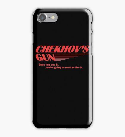 Chekhov's Gun iPhone Case/Skin