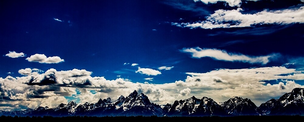The Grand Tetons by Matthew Kochel JJ In A Jayco
