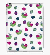 hübsches Osterdesign iPad-Hülle & Klebefolie