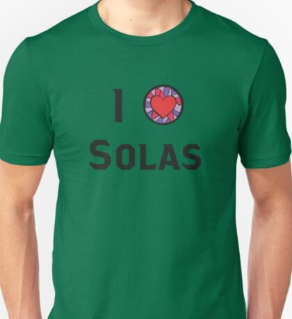 I Heart Solas T-Shirt