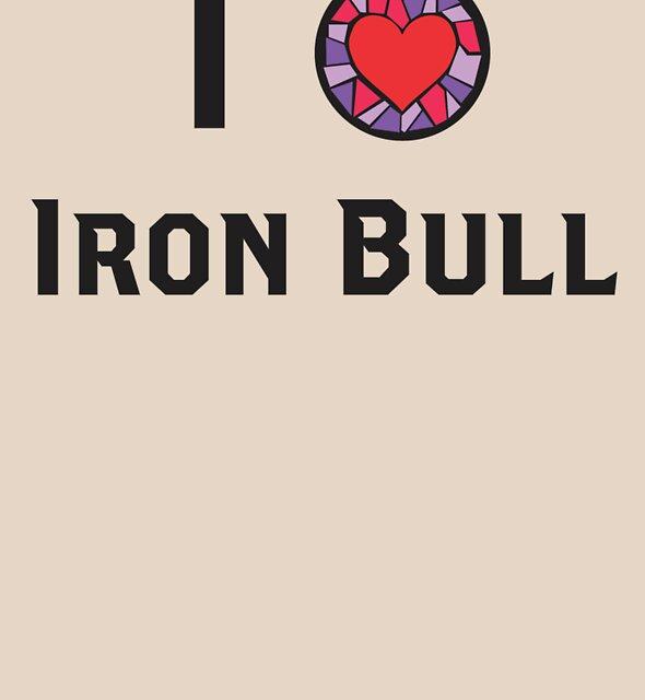 I Heart Iron Bull by NevermoreShirts
