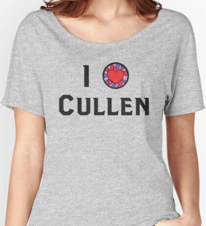 I Heart Cullen Women's Relaxed Fit T-Shirt