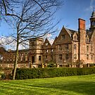 Rufford Abbey by Ray Clarke