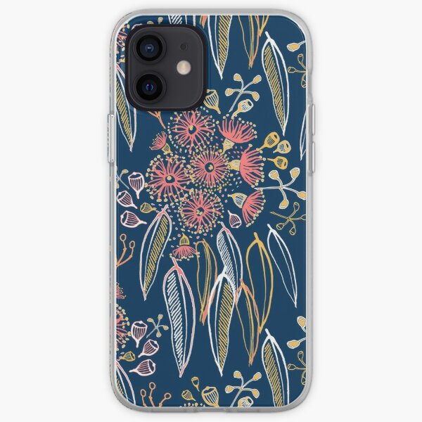 Australian Gumtree Blossom iPhone Soft Case