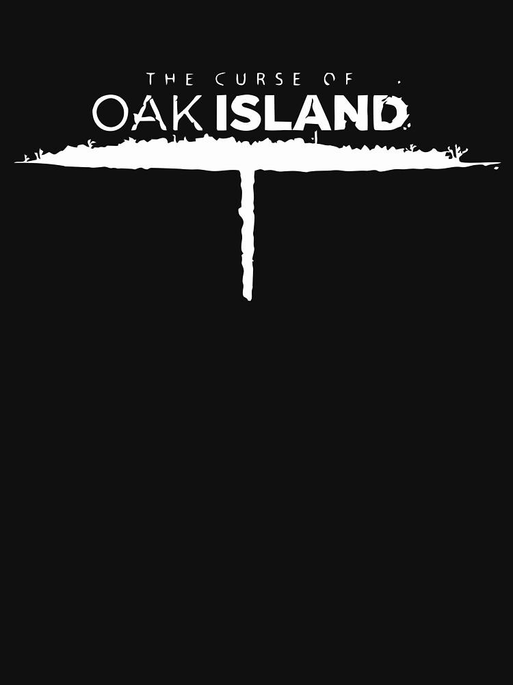 The Curse Of Oak Island by pedrosimon