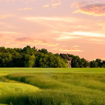 Saskatchewan Prairie by MarylouBadeaux