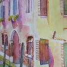 Venetian Shutters by Christiane  Kingsley