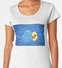 Puddle Slime Women's Premium T-Shirt