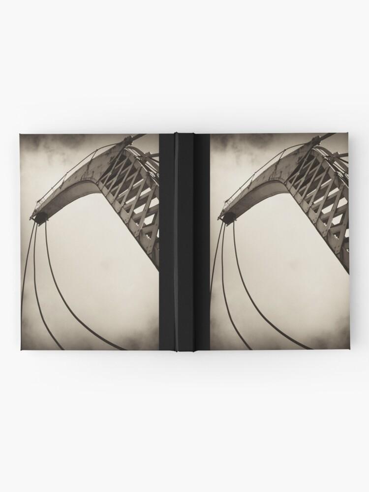 Alternate view of Sky Crane Hardcover Journal