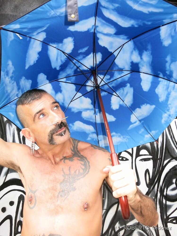 It's raining men by Robert Ordonez