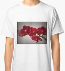 Orchids For My Birthday Classic T-Shirt