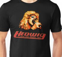 Hedwig and the Angry Inch Comic Book/Pop Art Unisex T-Shirt