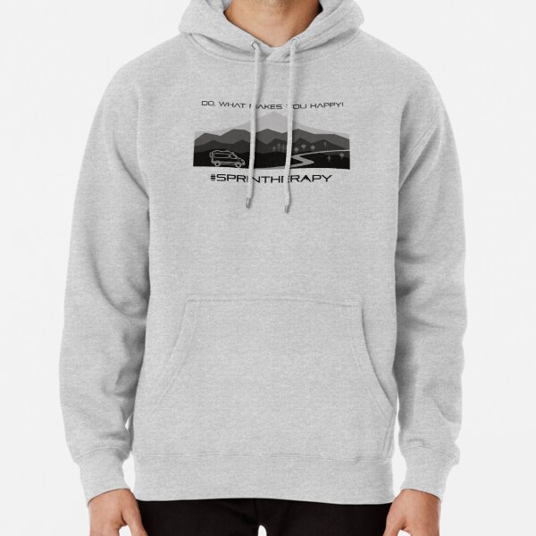 Do, what makes you happy! Hoodie
