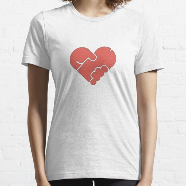 Heart Love Originall Funny Sexy Gift boyfriend, girlfriend, lover, NY Jacks Essential T-Shirt