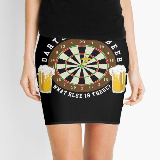 I-flights up skirt dart flights