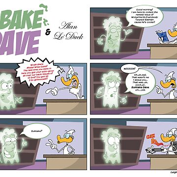 Obake Dave & Alan Le Duck by Monkeymagic2000