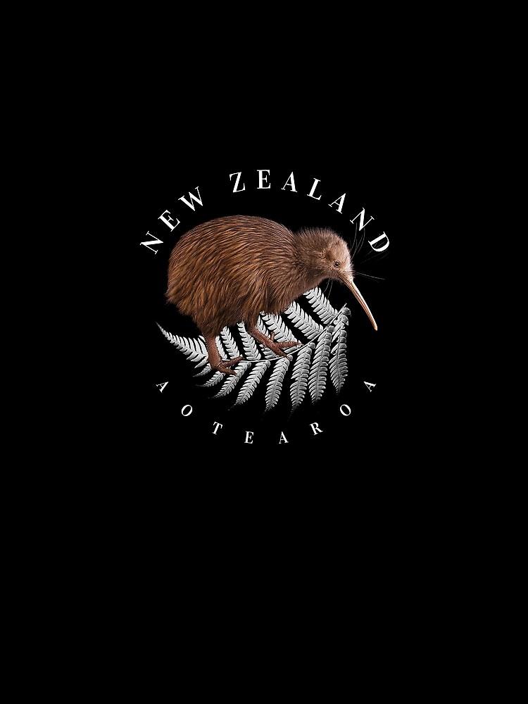 New Zealand Aotearoa by RaymundoSouza