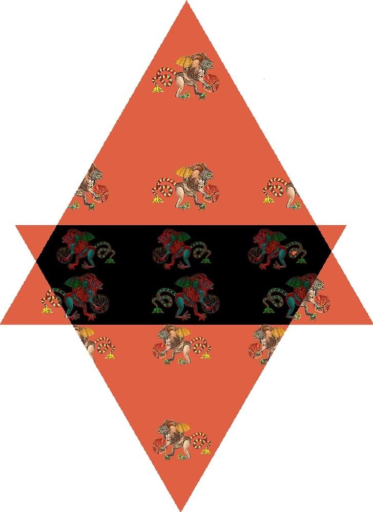 Monster Emblem by ProjectMayhem
