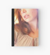...and sometimes there is light. Hardcover Journal