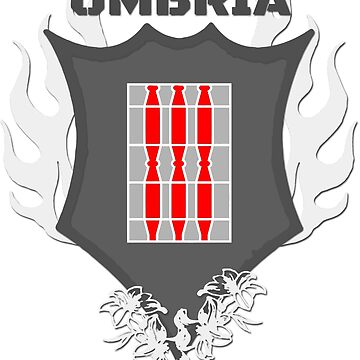 Umbria - Italy - Coat of Arms by lemmy666