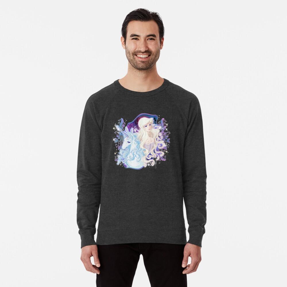 Who am I ? Lightweight Sweatshirt