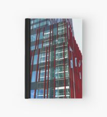 Reflecting - the difference Hardcover Journal