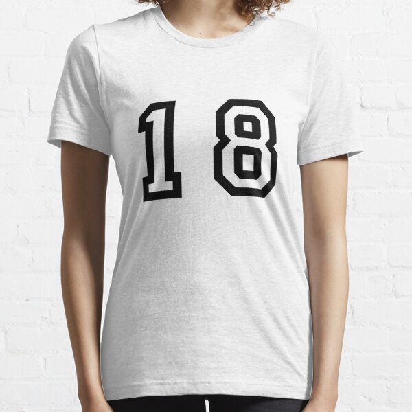 Number Eighteen Essential T-Shirt