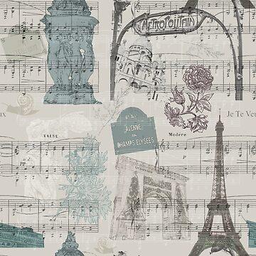 Paris Stroll by DReneeWilson