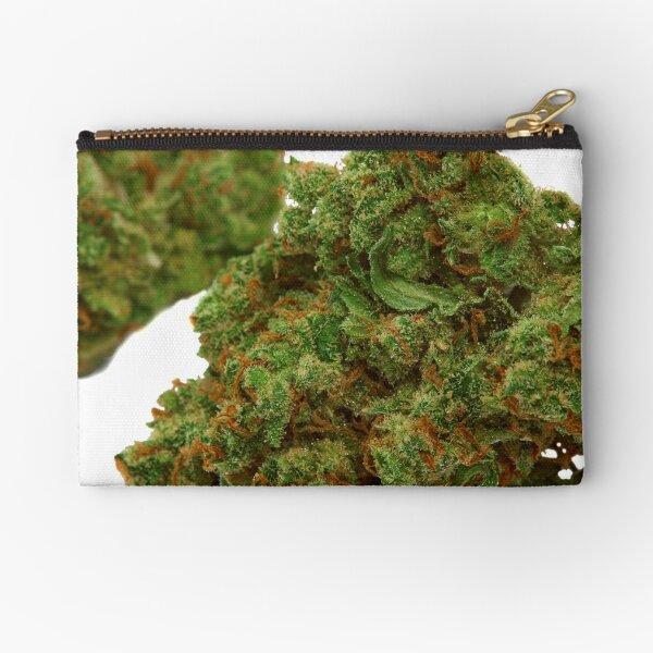 Jack Herrer Marijuana bud Zipper Pouch