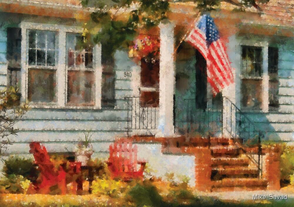 Americana - America the Beautiful by Michael Savad