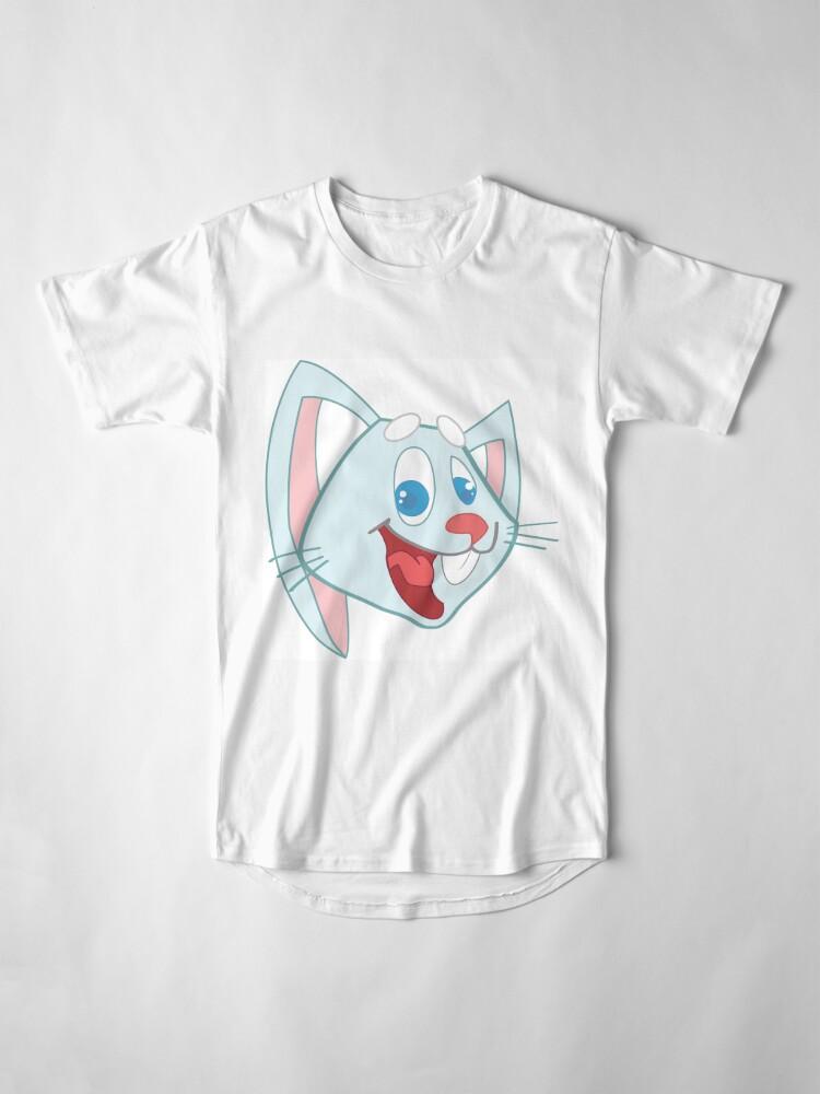 Alternative Ansicht von Ranger Rabbit! Longshirt