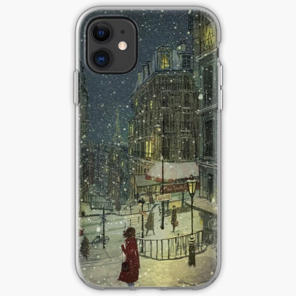 let's meet iPhone Soft Case