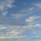 Wolken im Himmel von Ana Belaj