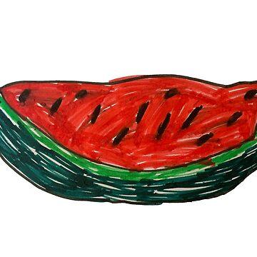 Melon  - by Lola Johnson by iRussJ