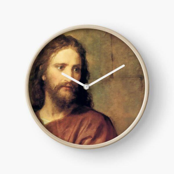 Jesus Would You Look at the Time Clock