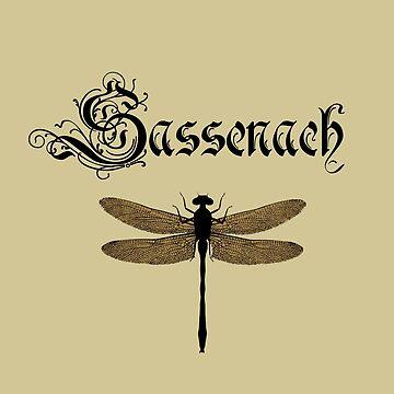 Sassenach by artediamore