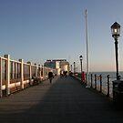 A walk out to sea by Profo Folia