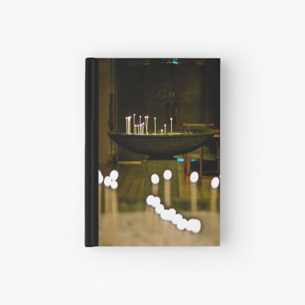 No, I'll never tell and I'll never know.... Hardcover Journal