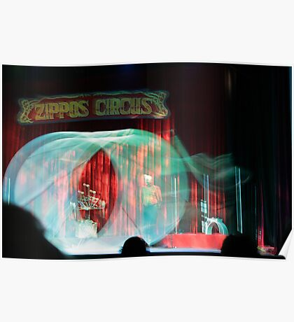the fun of the circus Poster