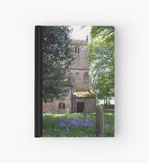 Kirk Bramwith Church in Spring Hardcover Journal