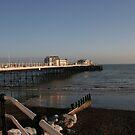 worthing pier  by Profo Folia