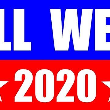 Bill Weld for President 2020 Sticker Decal Mug Shirt Republican by merkraht