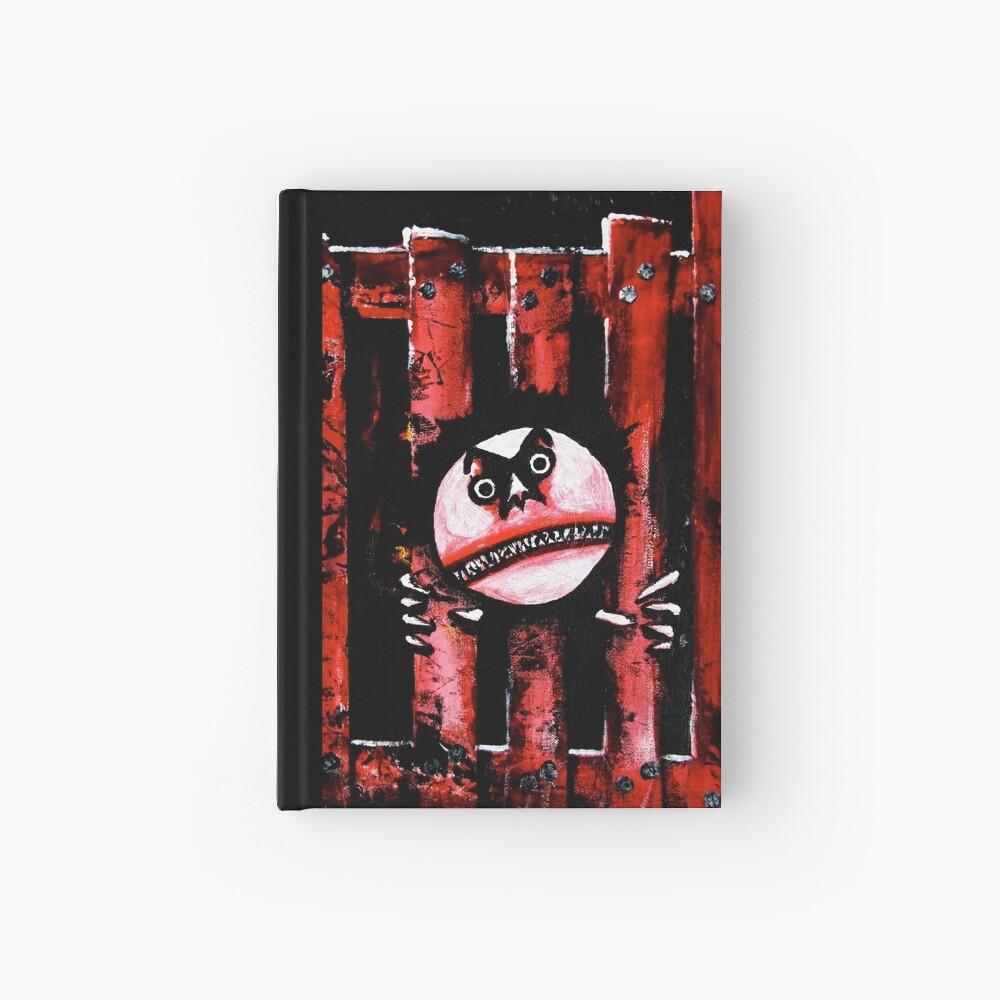 Rage Hardcover Journal