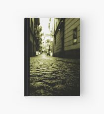 our way to the old city Hardcover Journal