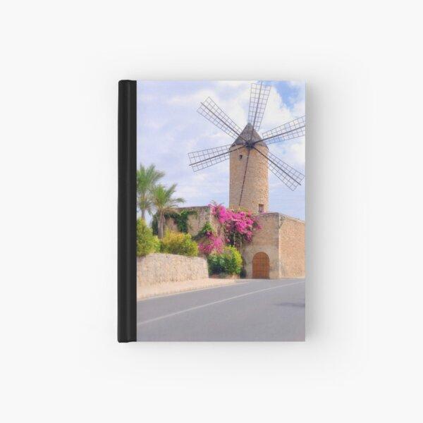 Majorca Mill Hardcover Journal