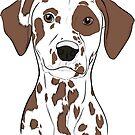 Liver Dalmatian  by rmcbuckeye