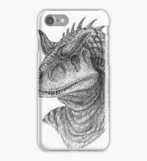 Carnotaurus iPhone Case/Skin